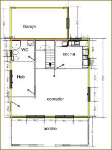 Casas de madera humberto - Infomader casas de madera ...
