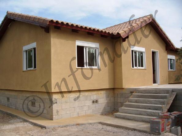 Casas de madera marisol 102m2 - Infomader casas de madera ...