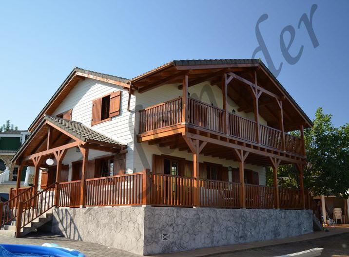 Casas de cemento informacin general encuentra este pin y muchos ms en casas cemento ideas y - Casas de madera y cemento ...