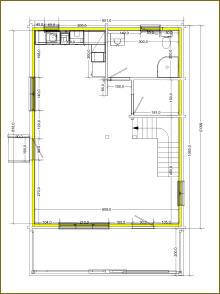 Casas de madera alfonso - Infomader casas de madera ...