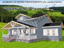 Casas de madera elisabeth 220m2 - Infomader casas de madera ...
