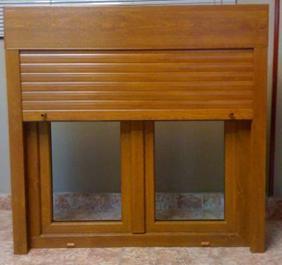 Memoria de calidades for Precios de ventanas con persianas